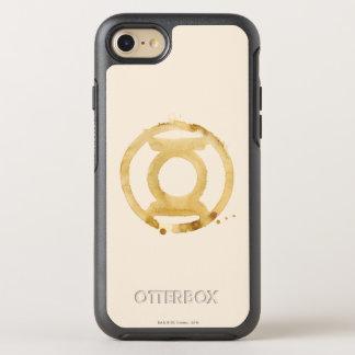 Kaffee-Laternensymbol OtterBox Symmetry iPhone 8/7 Hülle