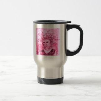 Kaffee mit Medusa Reisebecher