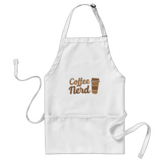 Kaffee-Nerd Schürze