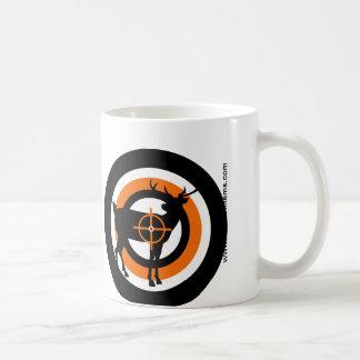 Kaffee schlägt die Stelle Kaffeetasse