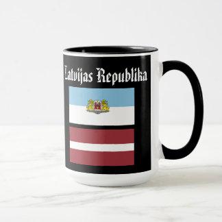 Kaffee-Tasse LETTLANDS Riga Tasse