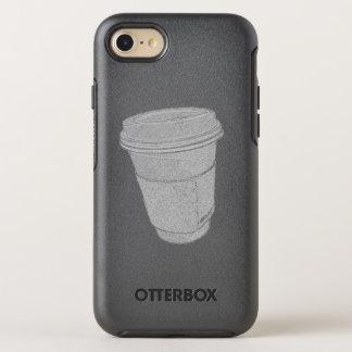 Kaffee-Telefon-Kasten OtterBox Symmetry iPhone 8/7 Hülle