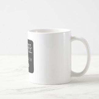 Kaffee-Überleben Saft-Tasse Tasse