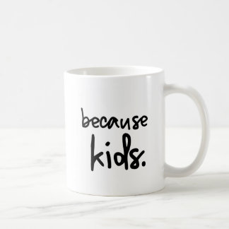 Kaffee weil Kinder Tasse