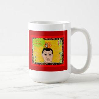 Kaffeebohne-Sammlung ~ die Strategien des Vaters Tasse