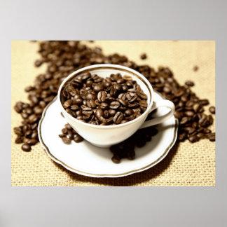 Kaffeetasse Poster