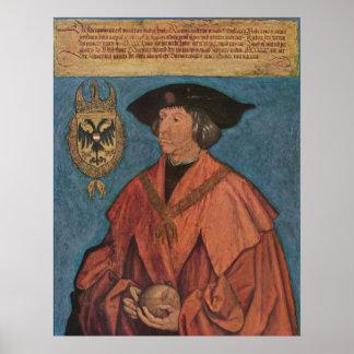 Kaiser Maximilian I Poster