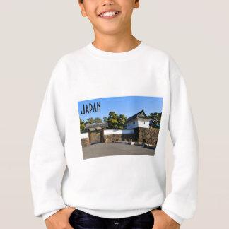 Kaiserpalast in Tokyo, Japan Sweatshirt