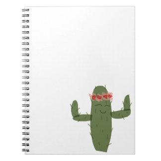 Kaktus princess notebook spiral notizblock