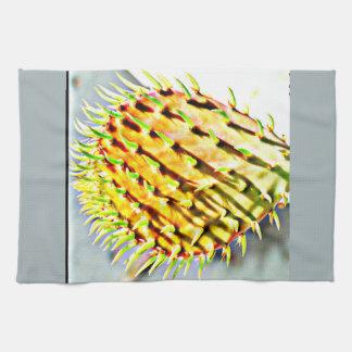Kaktusfeige-Paddel-Kaktus-Geschirrtuch Geschirrtuch