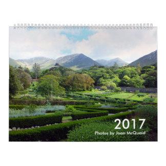 Kalender 2017: Fotografien durch Joan McQuaid