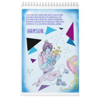 Kalender 2017 - Hansur O_._C_.