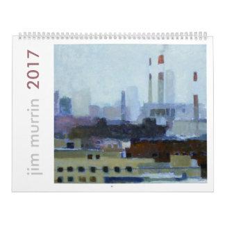 Kalender Jims Murrn Kunst-2017