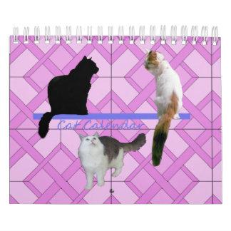 Kalender - Katzen Kalender