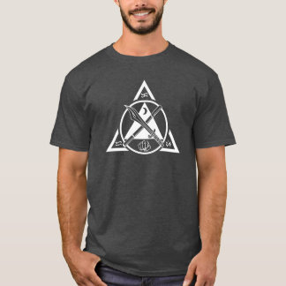 Kali philippinisches Kampfkunst-Emblem T-Shirt