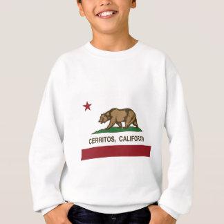 Kalifornien-Flagge cerritos Sweatshirt