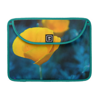 Kalifornien-Mohnblumen-Träume MacBook Pro Sleeves