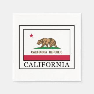 Kalifornien Servietten