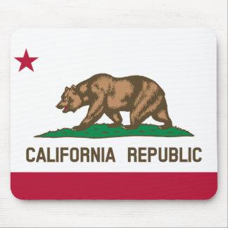 Kalifornien-Staats-Flagge Mauspads