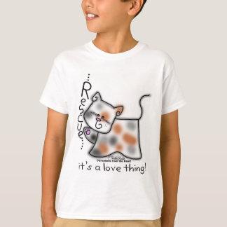 Kaliko RETTUNG… ist es eine Liebesache! T-Shirt