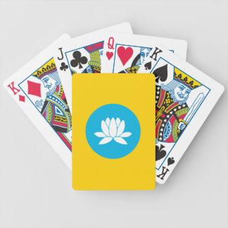 Kalmückien kennzeichnen poker karten