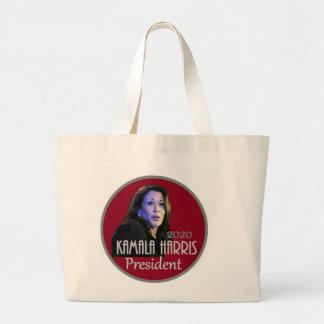 Kamala Harris Präsident 2020 Jumbo Stoffbeutel