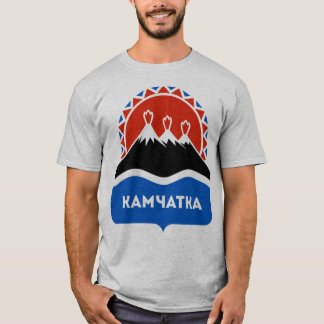 Kamchatka-Wappen T-Shirt