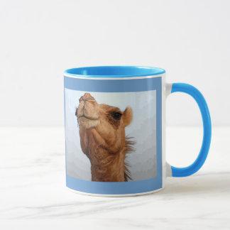 Kamel-Gesichts-Tasse Tasse