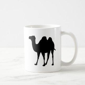 Kamel-Silhouette Tasse