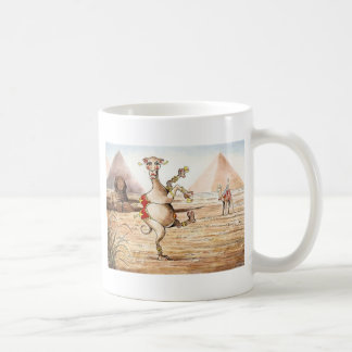 Kamel-Tanz Kaffeetasse