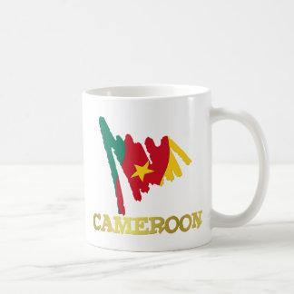 Kamerun-gute Sachen 2 Tasse