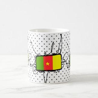 Kamerun Kaffeetasse