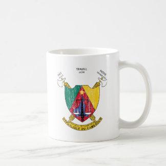 Kamerun-Wappen Tasse