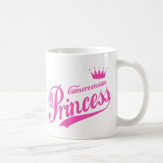 Kamerunische Prinzessin Tasse