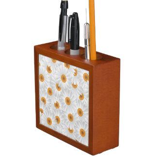Kamillen-Blumen-Blumenstrauß Stifthalter