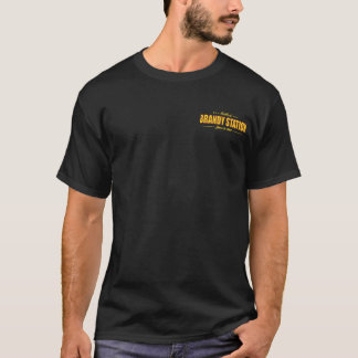 Kampf der Weinbrand-Station T-Shirt