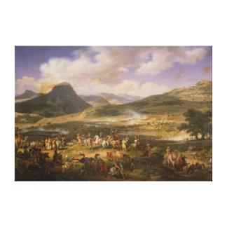 Kampf des Bergs Thabor 1808 am 16. April 1799 Leinwanddrucke