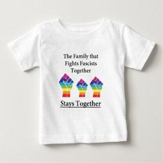 Kampf Facsists Stolz Baby T-shirt