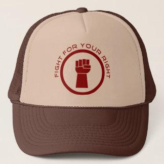 Kampf für Ihr Recht Truckerkappe