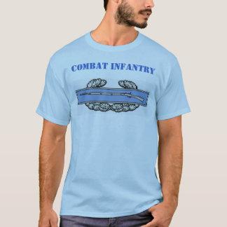 Kampf-Infanterie-Shirt T-Shirt