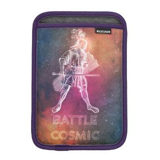 Kampf kosmisch iPad mini sleeve