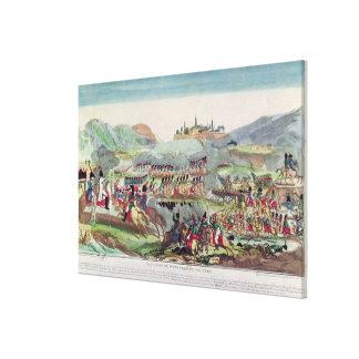Kämpfe von Wurtchen und von Bautzen, am 20. Mai 18 Gespannte Galerie Drucke