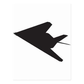 Kämpfer der Heimlichkeits-F-117 Postkarte
