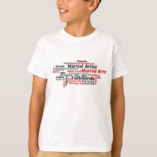 Kampfkünste Taekwondo T-Shirt
