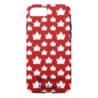 Kanada iPhone 8/7 Hüllenen-Kanada-Andenken iPhone 8/7 Hülle