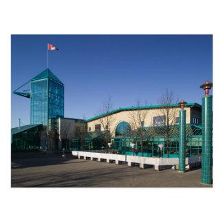 KANADA, Manitoba, Winnipeg: Der Gabel-Markt Postkarte