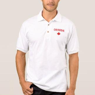 Kanada Retro Poloshirt