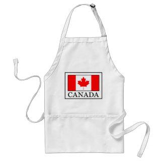 Kanada Schürze