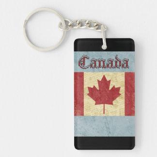 Kanadaschlüsselketten-Andenken Schlüsselanhänger