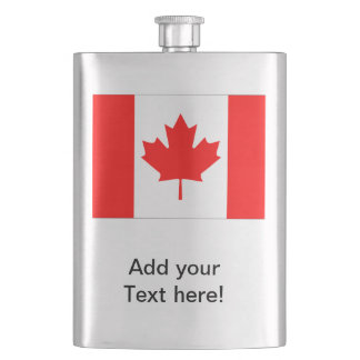 Kanadischer Ahorn Flachmann